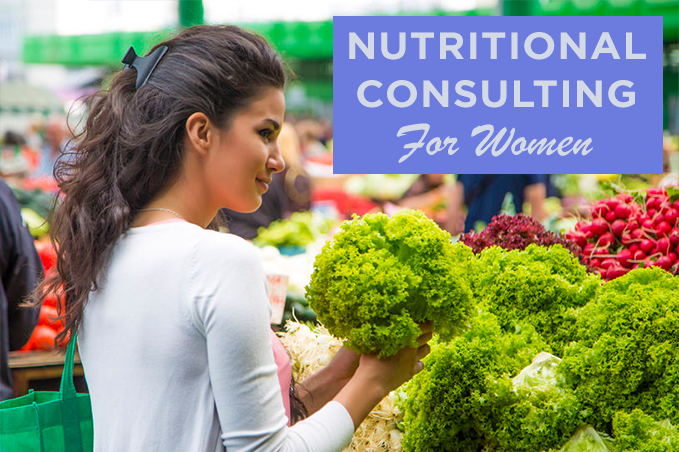 nutritional consulting women